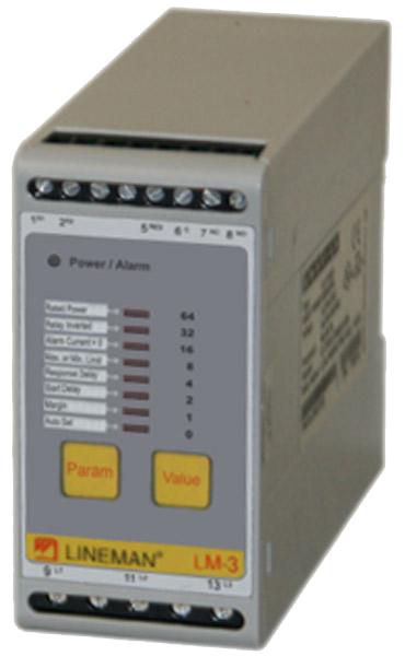 Power Monitors Inc : Lineman power monitors by warco inc